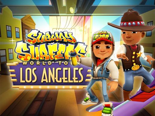 Play Subway Surfers Los Angeles