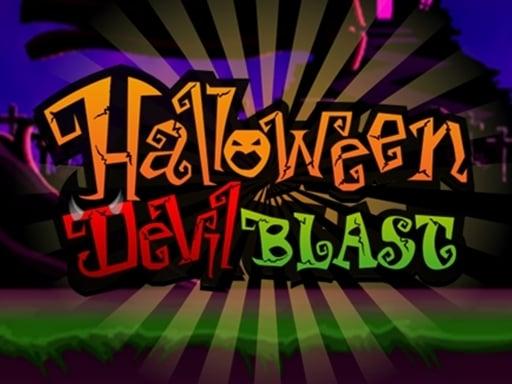 Hallowen Devil Blast - Popular Games - Cool Math Games
