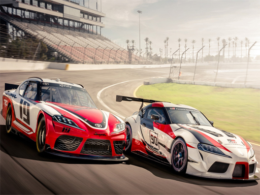 Racing Car Puzzle