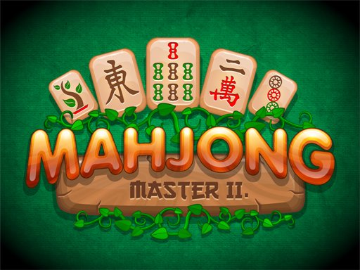 Mahjong Master 2 - Popular Games - Cool Math Games