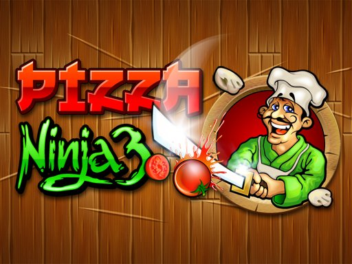 Play Pizza Ninja 3 Online