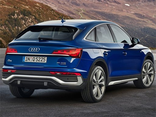 Audi Q5 Sportback 2021 Slide