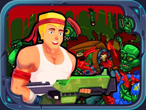 Play Rambo Hit Em Up