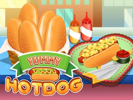 Play for free Yummy Hotdog