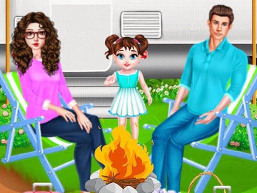Baby Taylor Family Camping