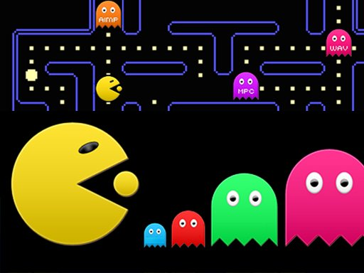 Pacmen 9.0 - Popular Games - Cool Math Games