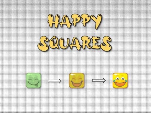 Счастливые квадраты