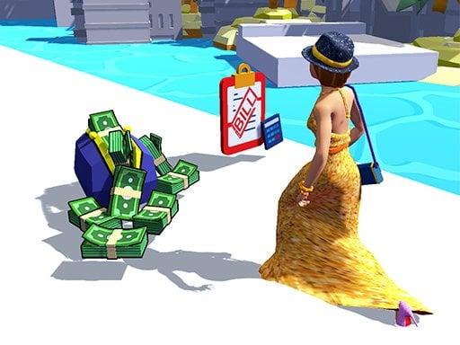 Rich Run Race 3D