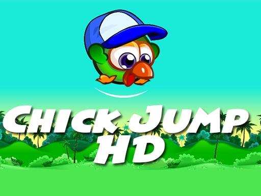 Цыпленок прыгать HD