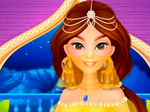 Cool Arabian Princess Dress Up - Popular Games - Cool Math Games