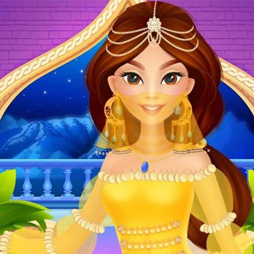 Cool Arabian Princess Dress Up