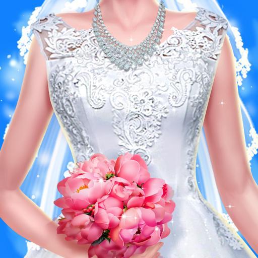 Bride and Groom Dressup -Dream Wedding game online