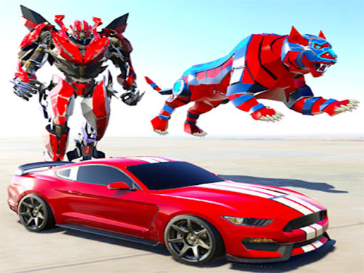 Transformers Car Robot Transforming Game