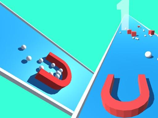 Magnet 3D Picker Race