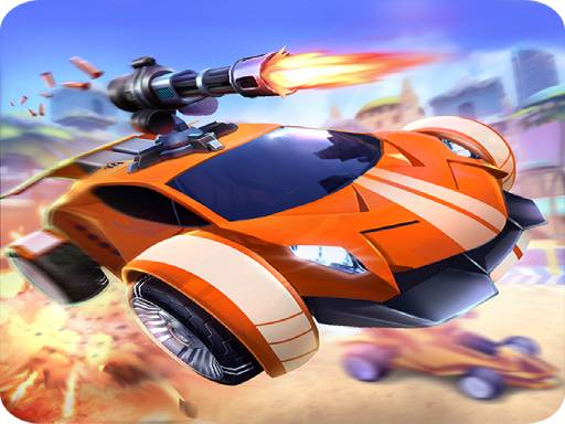 Play Car Shooting Rival Rage Online