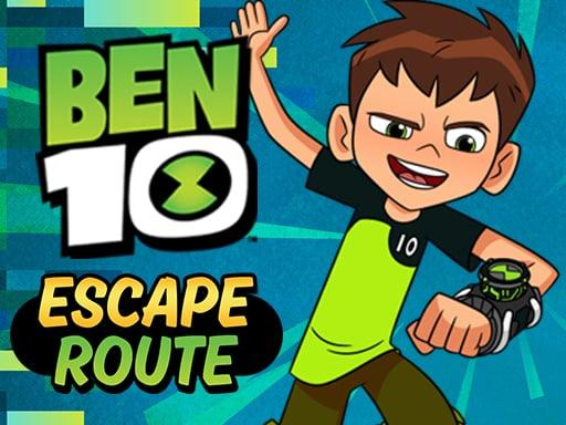 Бен 10 Путь побега