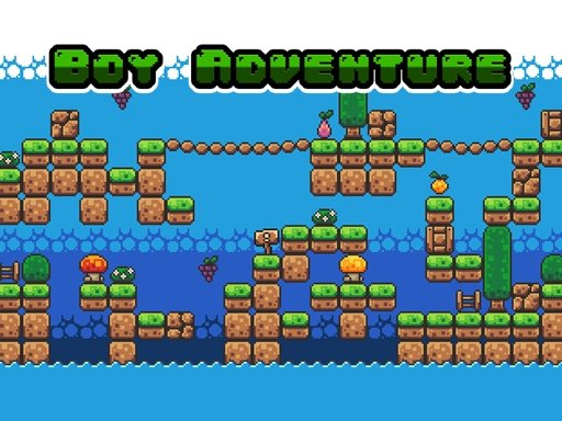 Boy Adventure - Popular Games - Cool Math Games