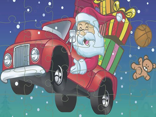Merry Christmas Truck - New Games - Cool Math Games