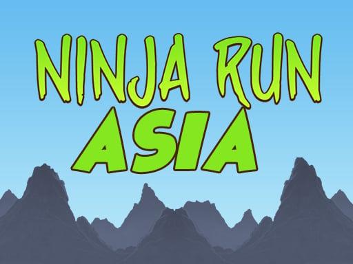 Play Ninja Run Asia