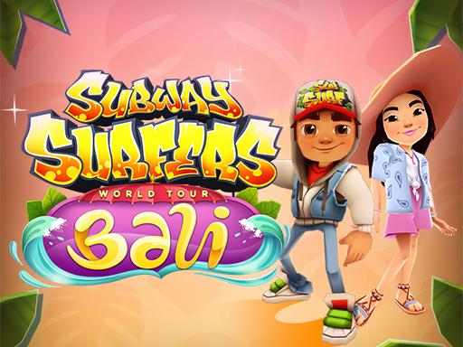 Play Subway Surfers Bali