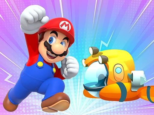 Пазл Super Mario Color Transporter