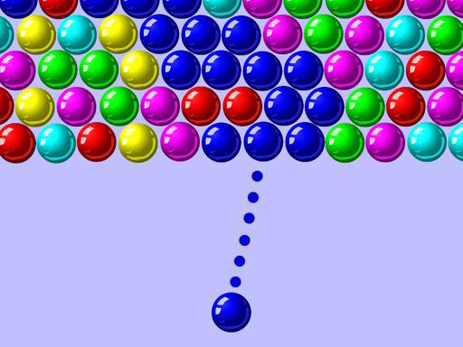 Play SPACE BUBBLES - Bubble Shooter