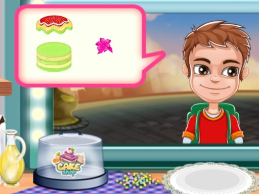 Cake Shop Bakery - New Games - Cool Math Games