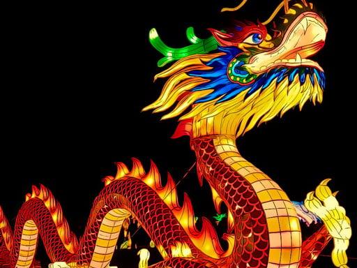 Play Dangerous Dragons Jigsaw Online