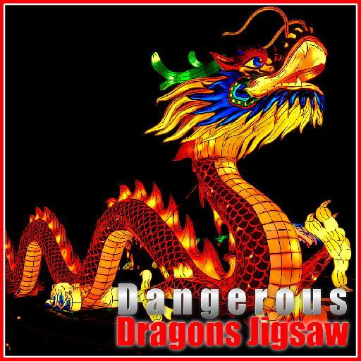 Dangerous Dragons Jigsaw
