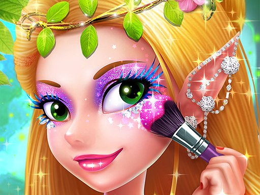 Play Fairy Dress Up for Girls Free Online