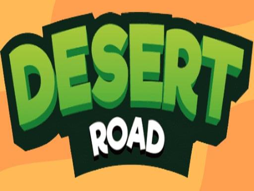 Пустынная дорога HD