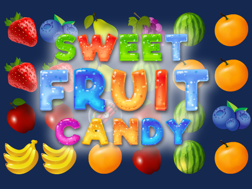 Sweet Fruit Candy - Hot Games - Cool Math Games