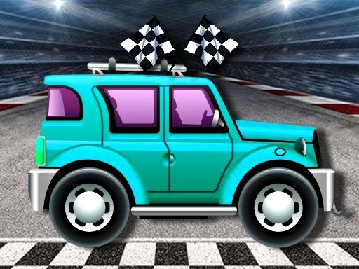 Toy Car Race - Popular Games - Cool Math Games