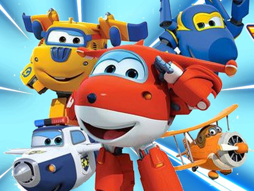 Play Superwings Match3