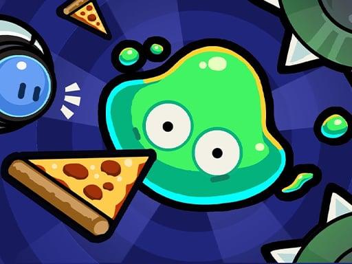 Слизь пицца