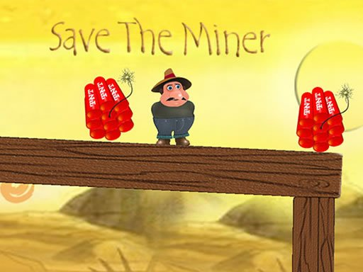 Play Save the Miner Online