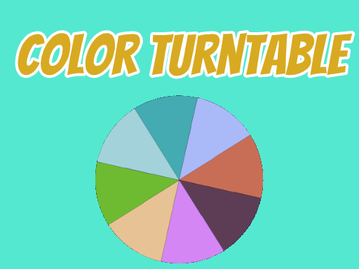 Play ColorTurntable