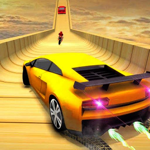 Car Stunts -Sky Driver