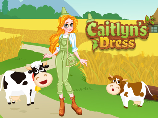 Кейтлин одеваются: поля