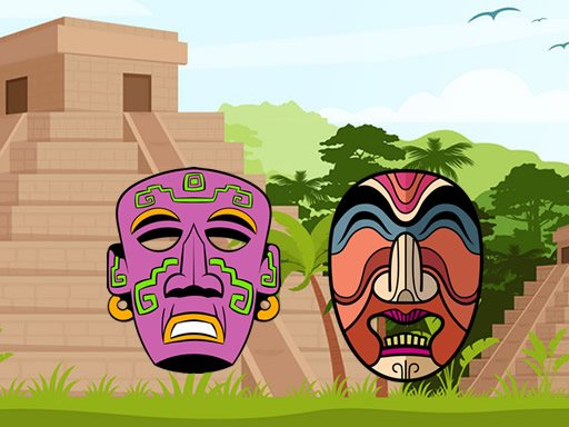 Play Ancient Aztec Coloring Online