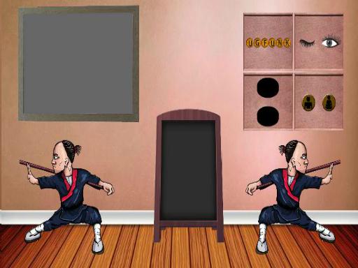Play Taichi Martial Arts Woman Escape