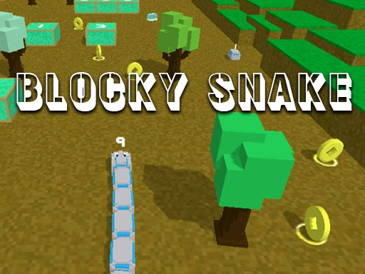 Blocky Snake - Popular Games - Cool Math Games