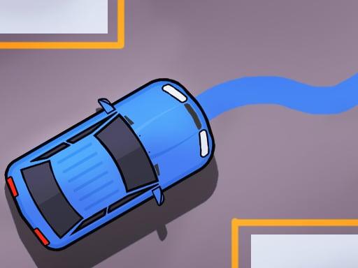 Нарисуйте автомобильную дорожку