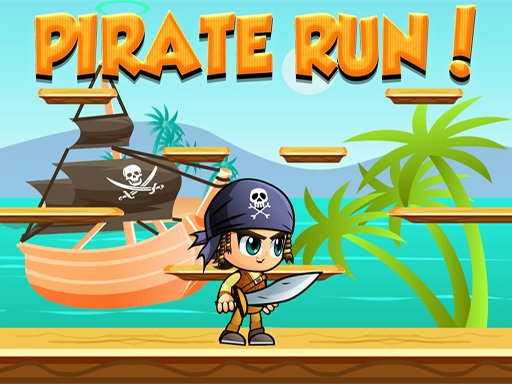 Pirate Run - Popular Games - Cool Math Games