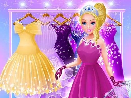Cinderella Dress Up Game for Girl