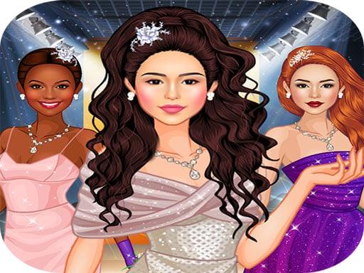 Play Royal Princess Makeup Salon Dress-up Games