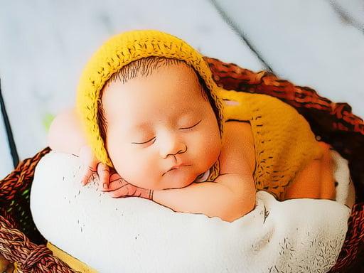 Newborn Baby Models