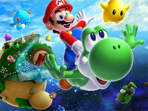 Супер Марио Командующий