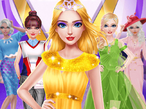 Play Fashion Icon - Model Makeover