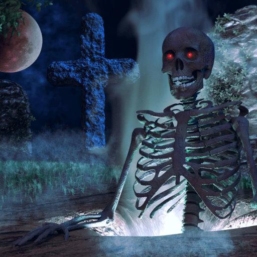 World of Skeletons -Hidden Stars